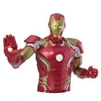 Iron Man - Vinyl Bust Money Bank